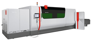 FIBER LASERCUTTING MACHINES