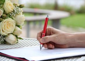 3 conseils pour poursuivre ses préparatifs de mariage pendant le confinement