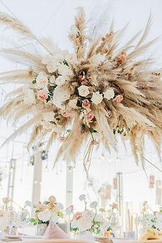 decoration-centre-table-haut-mariage