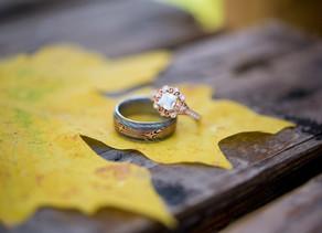 Les indispensables de votre mariage d'automne