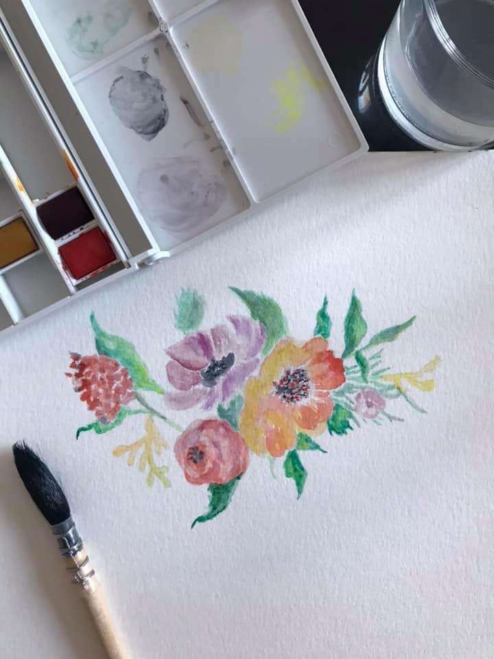 croquis-aquarelle-fleurs-mariage-paris
