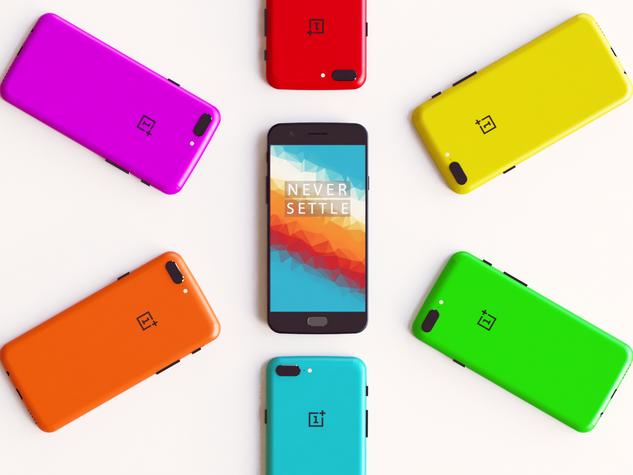 OnePlus Colourway