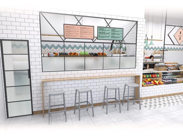 Super Foods Cafe