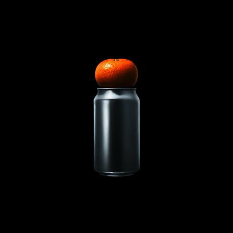 DAJARECORD「アルミ缶の上にあるみかん」