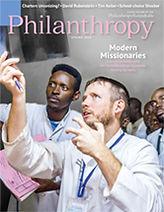Sisu Academy in Philanthropy Magazine