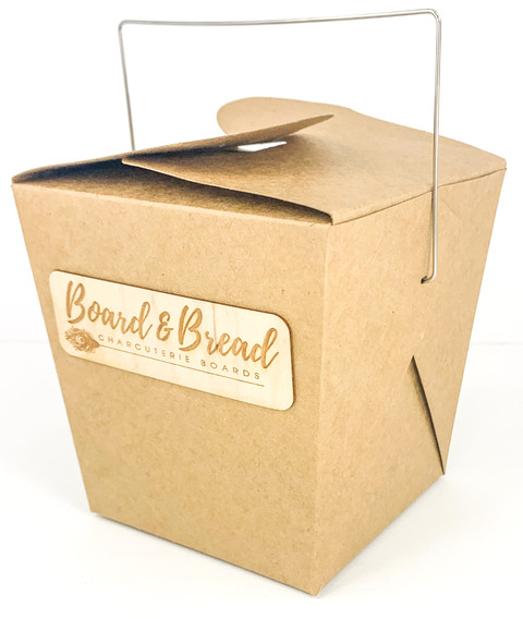 BRANDED TO GO BOX