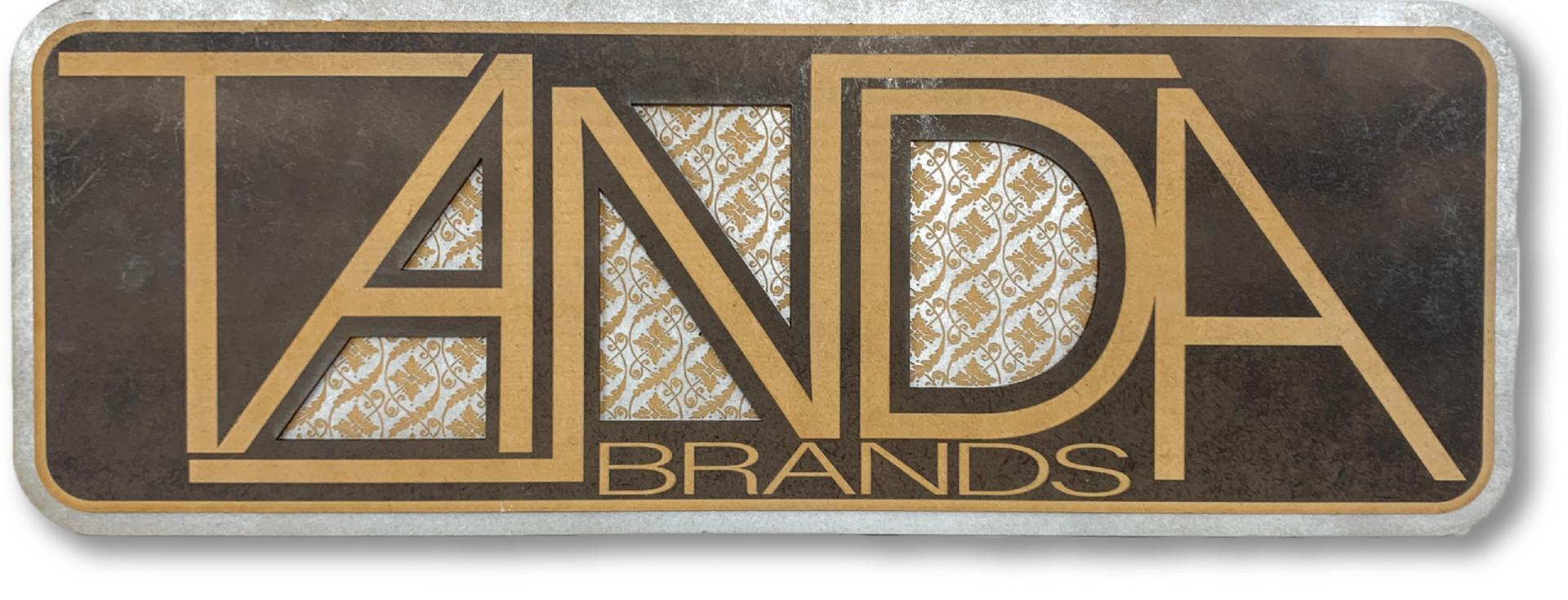 CUSTOM WOODEN SIGN | TANDA BRANDS