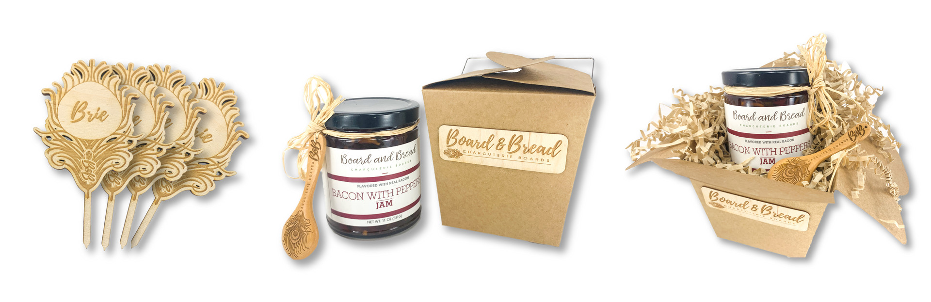 PRODUCT PACKAGING | BOARD & BREAD CHARCUTERIE