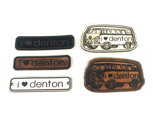 CUSTOM LEATHER PATCHES | APPAREL