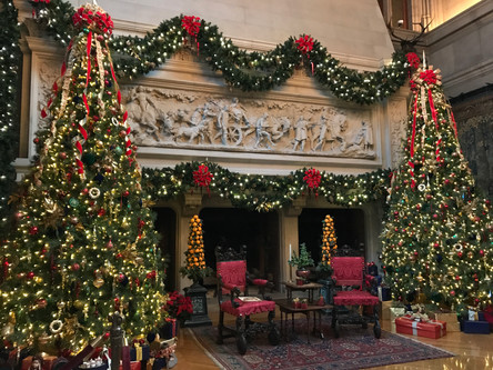 Places we love: The Fireplaces of Biltmore Estate