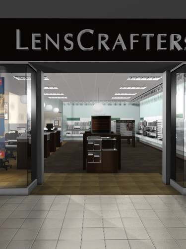 LensCrafters LC500 Rendering