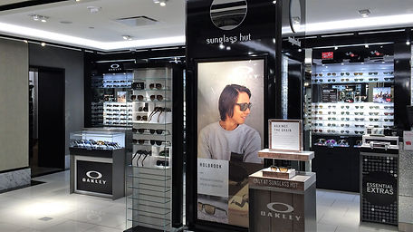 Sunglass Hut Herald Square Macy's, New Y