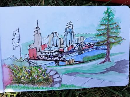 Urban Sketching: Take to the Streets