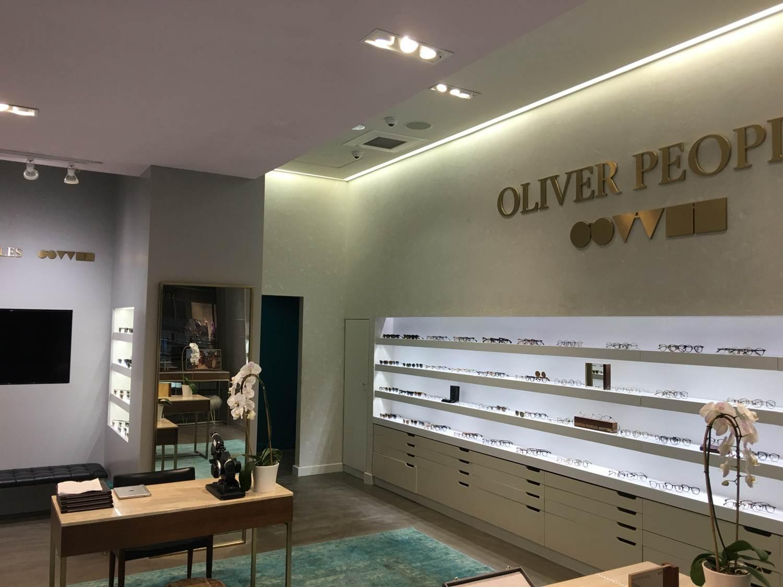Oliver Peoples, Aventura FL