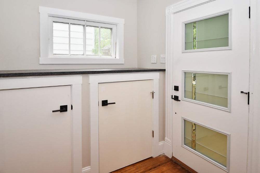 Kitchen Storage - after