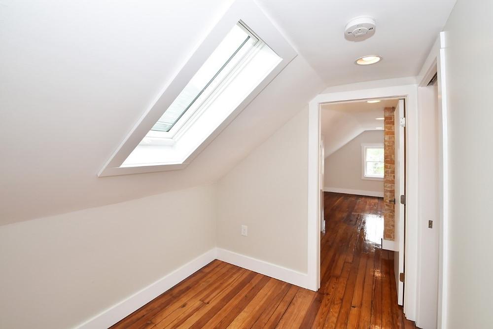 Second Floor - after