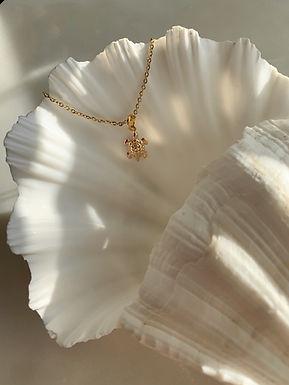 Turtle Love Necklace