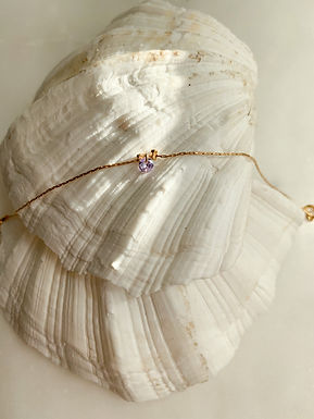 Tiny Crystal Lavendel
