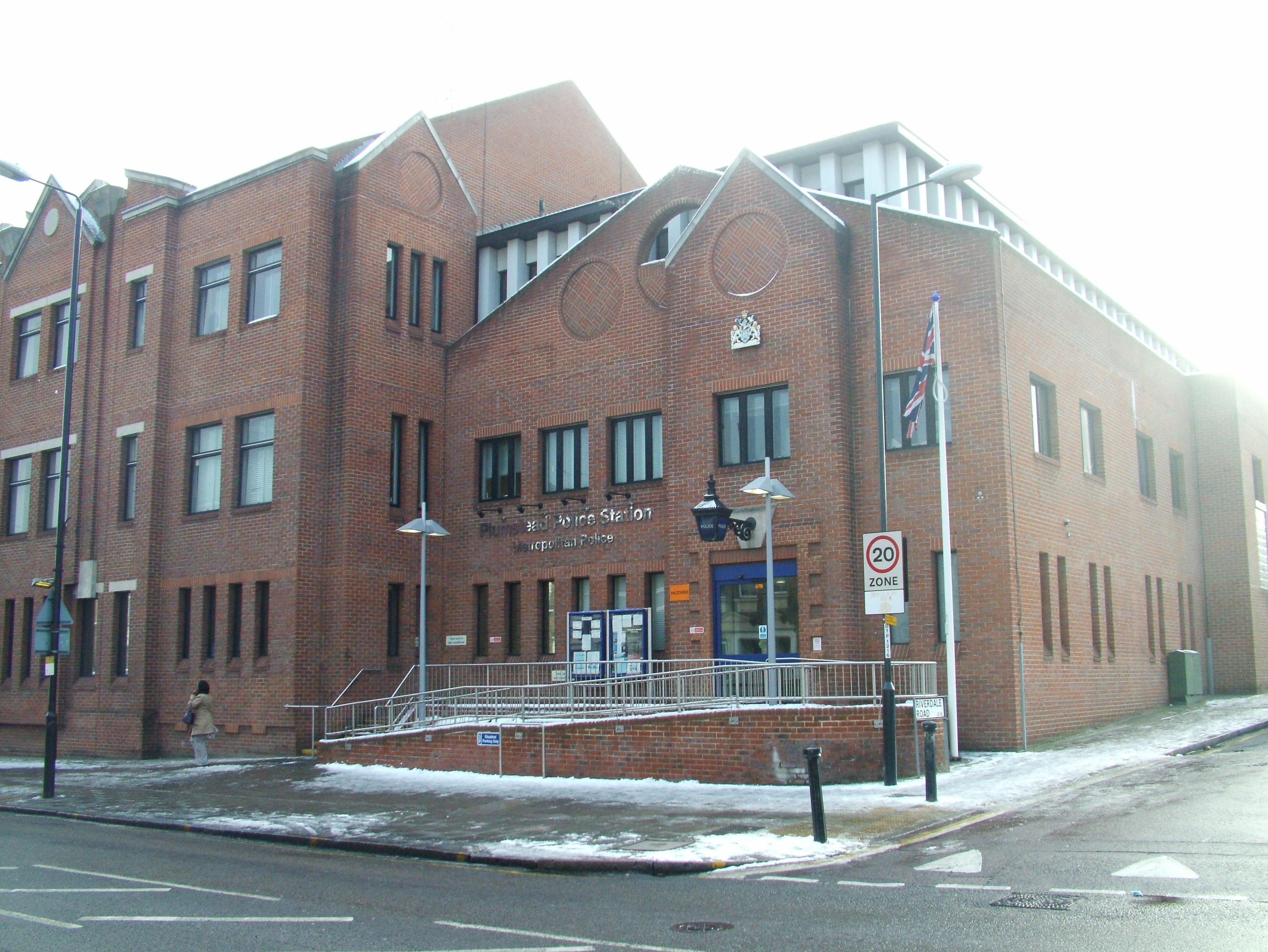 Plumstead Police Station