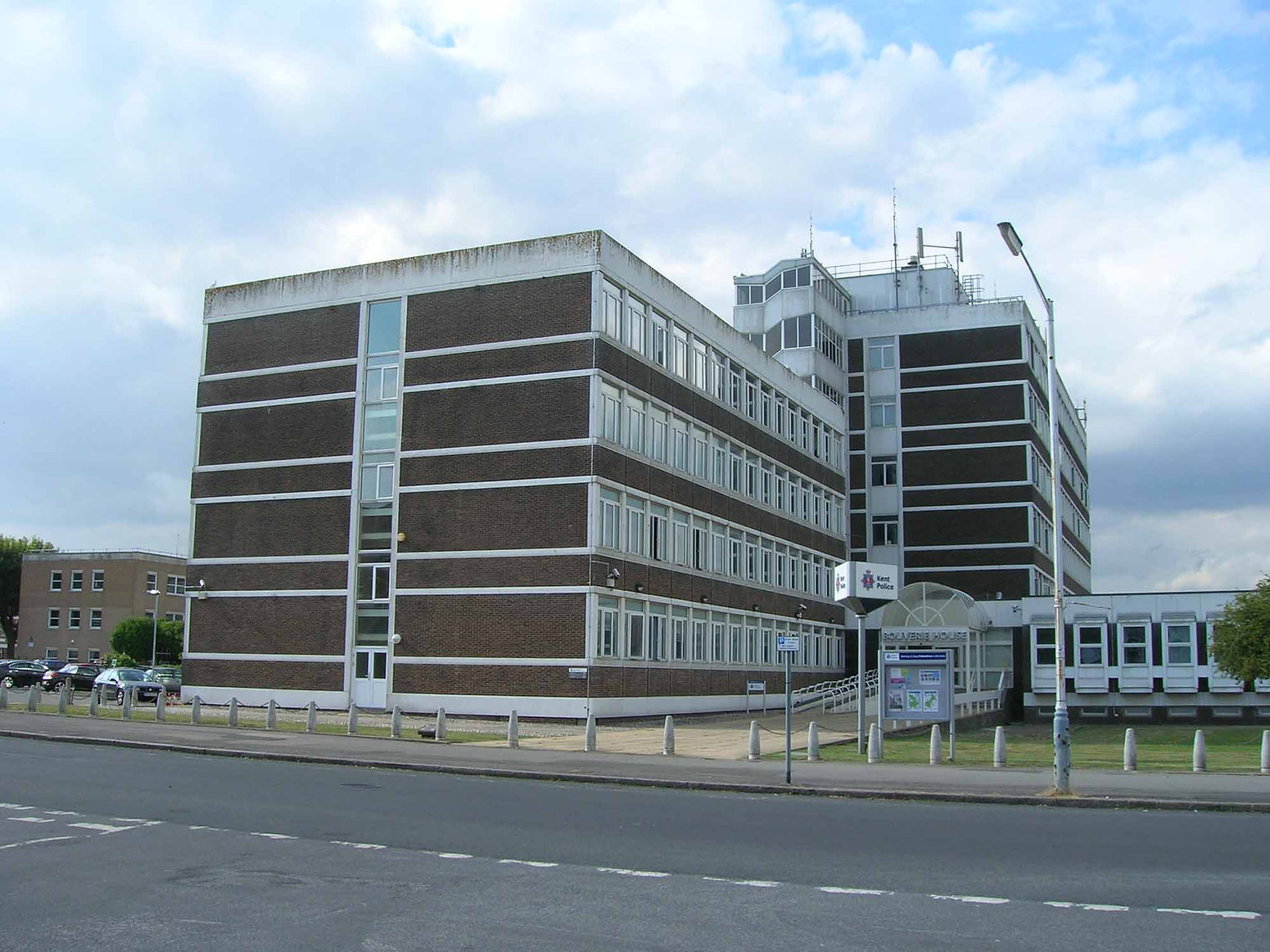 Police station agent - Folkestone police station