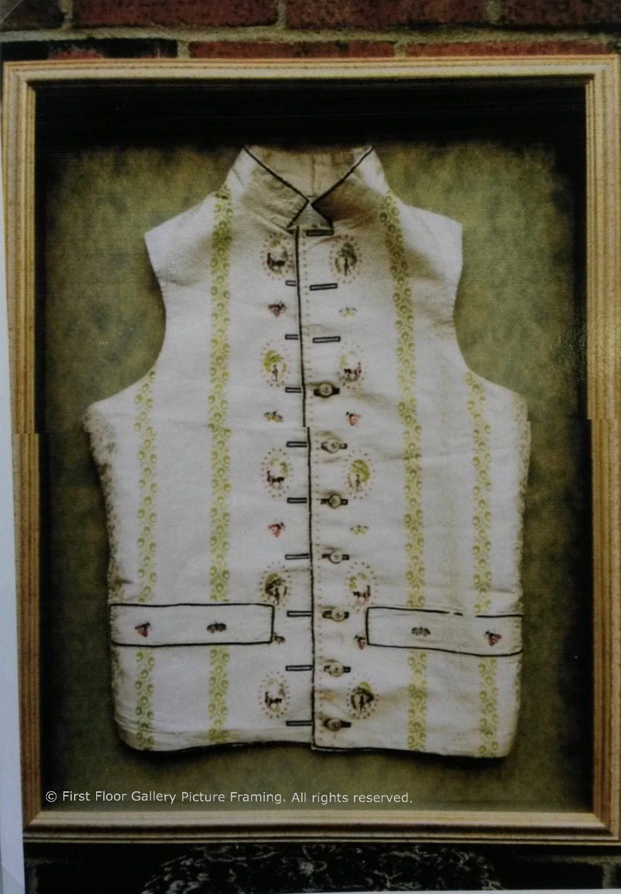 Textile framing