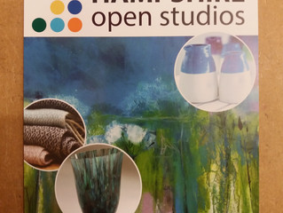 Win a £100 artist voucher during the Hampshire Open Studios 2017!