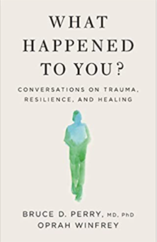 A short review of the book, What Happened to You?