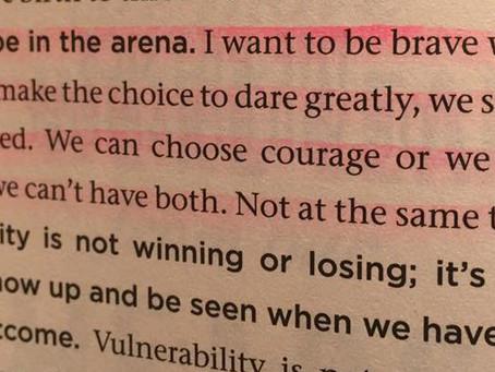 I Wanna Be Brave!
