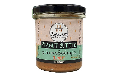 crunchy Peanut Butter 100% whole grain