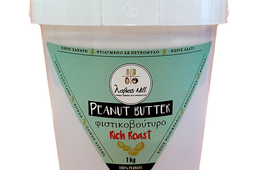 1kg RichRoast Peanut Butter 100% whole grain