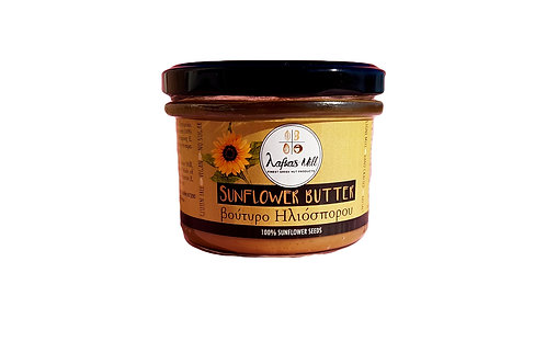 Sunflower Butter 100% sunflower seeds