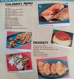 Kids and Desserts