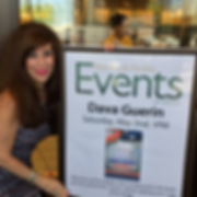 The Mighty Moms were at the Barnes and Noble Store in Salisbury, Maryland for one of many book signing events throughout the country.