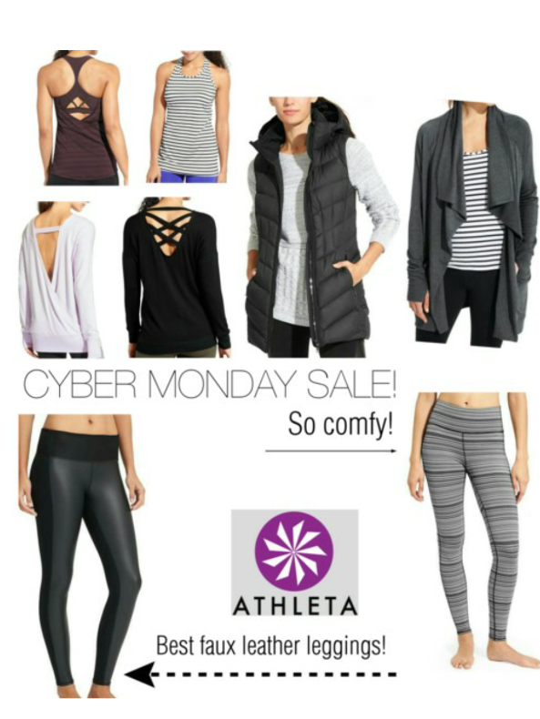 Athleta Cyber Monday Deals