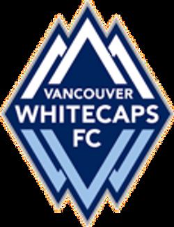 Vancouver White Caps Soccer Team.
