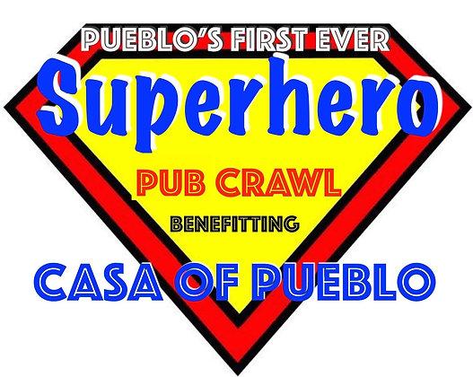 Pub Crawl Ticket