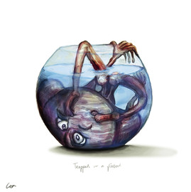 Trapped in a Fishbowl