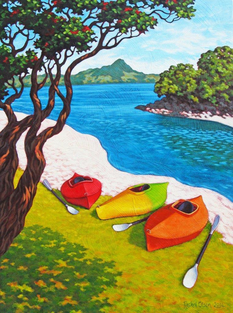 Purangi Kayaks 460x343