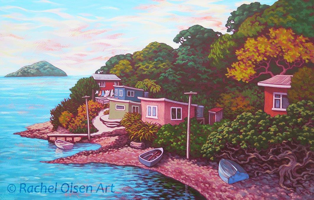 WM Coastal Baches