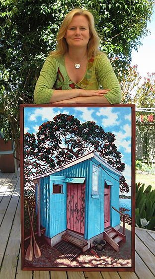 Rachel Olsen Artist New Zealand
