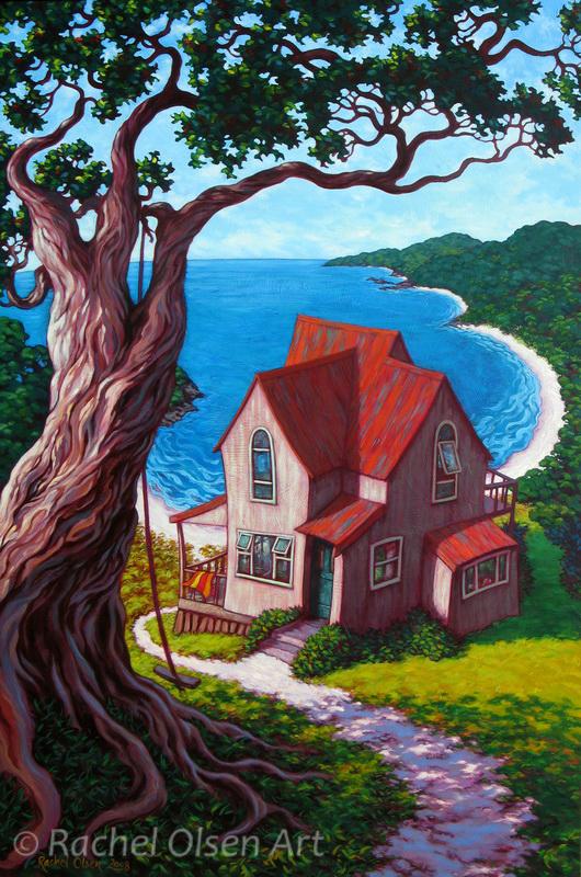 Beach House, 2008
