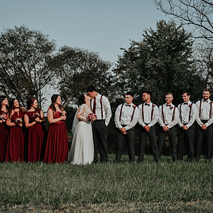 Megan & Kedrick's Wedding