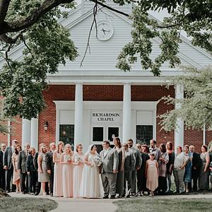 Taylor & Justin's Wedding