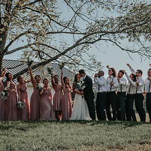 Lexi & Jameson's Wedding