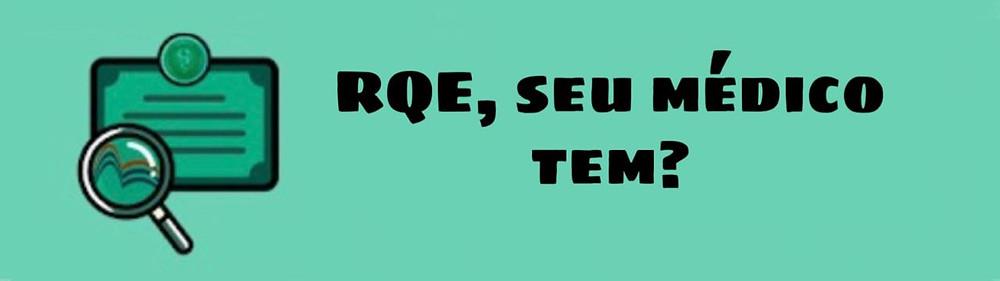 O que é RQE?