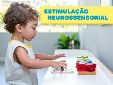 ESTIMULAÇÃO NEUROSSENSORIAL