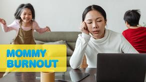 Mommy Burnout: o esgotamento de mães sobrecarregadas