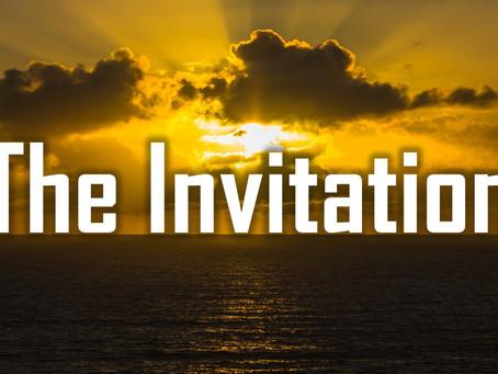 """""""The Invitation: Holy"""""""
