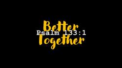 Better Together Web Banner