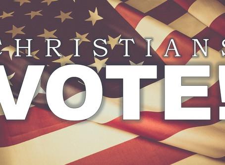 Christians Vote!